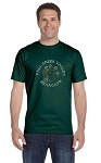 Fall Creek Valley SS Rhinestone Basketball Claw Tee