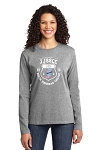 JJSSCC Ladies Long Sleeve Tee
