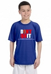 Don't Quit Wildkat Basketball Youth Performance  Tee