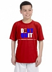 Don't Quit Wildkat Football Youth Performance  Tee