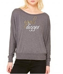Goal Digger Long Sleeve Tee