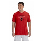 Adult Panther Base Short Sleeve Performance Tee