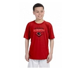Youth Panther Base Short Sleeve Performance Tee
