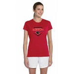 Ladies Panther Base Short Sleeve Performance Tee