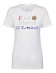 Real Moms of Basketball 1540 Next Level Perfect Rhinestone Tee