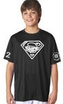Super Sixer Youth Cooling Performance Tee