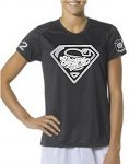 Super Sixer Ladies Cooling Performance Tee