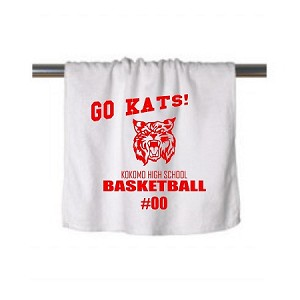 Fan Towel KHS Basketball