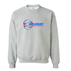 Wildkat 2018 Basketball Crew Sweatshirt